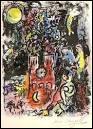 Quel artiste français a réalisé une tapisserie (la Jérusalem messianique) des Gobelins qui décore le hall du Parlement (la Knesset) de Jérusalem ?