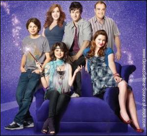 Quelle est cette série Disney Channel de 2007 ? Les dates indiquées correspondent à l'année de leur première diffusion sur la chaîne.