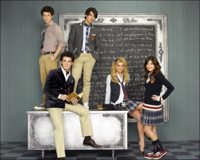 Quelle est cette série Disney Channel de 2010 ?