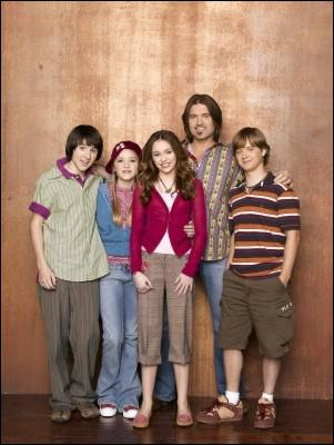 Quelle est cette série Disney Channel de 2006 ?