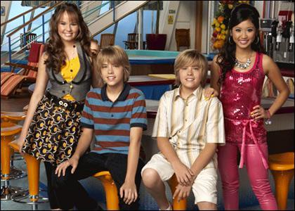 Quelle est cette série Disney Channel de 2008 ?