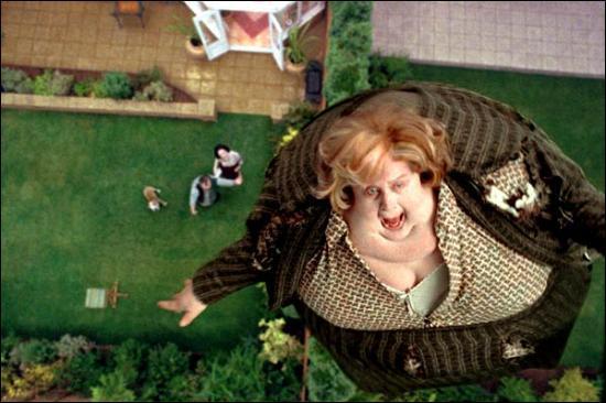 Qui Harry Potter gonfle-t-il comme un ballon sans le vouloir ?