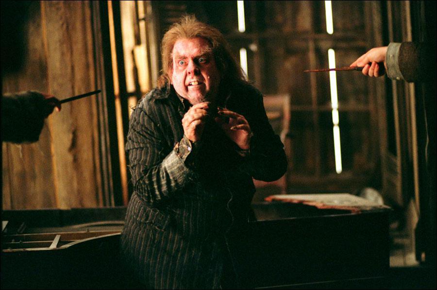 Qui est en réalité le rat de Ronald Weasley ?
