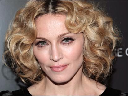 Laquelle de ces chansons n'est pas de la célèbre Madonna ?