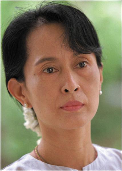 De quel pays est originaire Aung San Suu Kyi ?