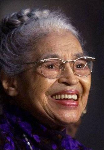 Pourquoi Rosa Parks est-elle devenue une icône des Etats-Unis ?