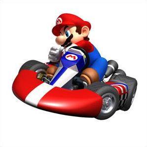 Personnages de Mario Kart sur Wii