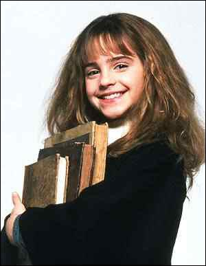 Dans 'Harry Potter à l'école des sorciers' que dit Hermione à Ron après avoir rencontré Harry ?