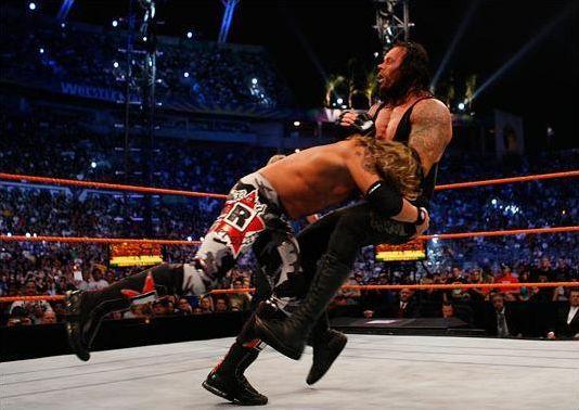 Prises de finitions du catch WWE