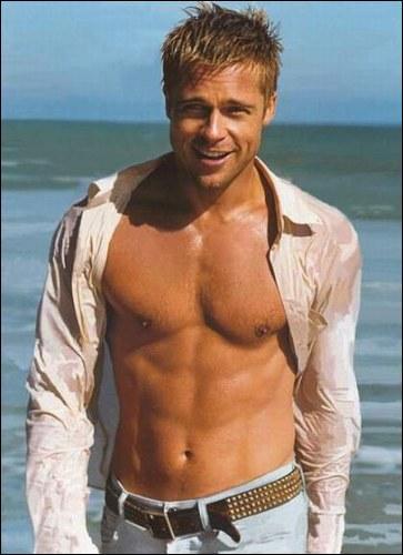 Dans quel film n'a pas joué Brad Pitt?