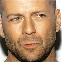 Dans quel film n'a pas joué Bruce Willis?
