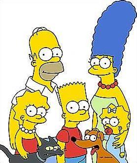 Familles des Simpson
