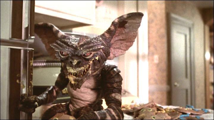 Comment s'appelle cette créature figurant dans un film d'horreur pour les enfants ?