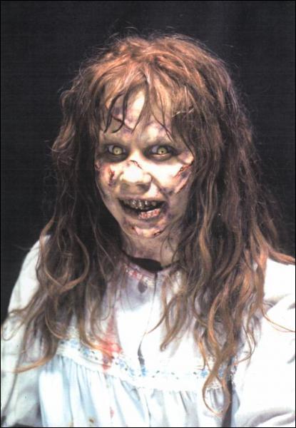 Par quoi ou qui est possédée cette fille (L'exorciste) ?