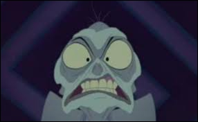 Dans quel film de Disney apparaît cette méchante femme ?