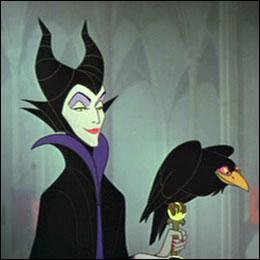 Dans quel film de Disney apparaît cette reine-sorcière ?