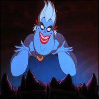 Dans quel film de Disney apparaît cette sorcière ?
