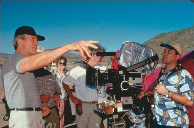 Lequel de ces films n'est pas réalisé par Clint Eastwood ?