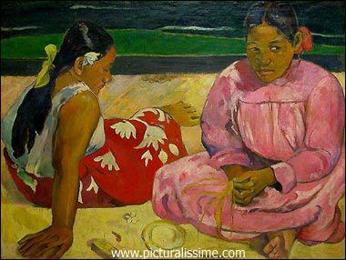 Femmes de Tahiti :