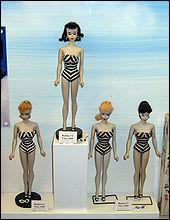 En quelle date Barbie a-t-elle été créée ?