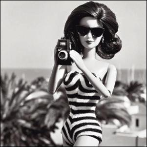 De 1959 à 1960, Barbie était ...