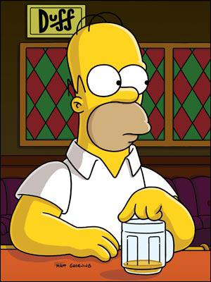 Comment s'appelle le bar où Homer va boire ?
