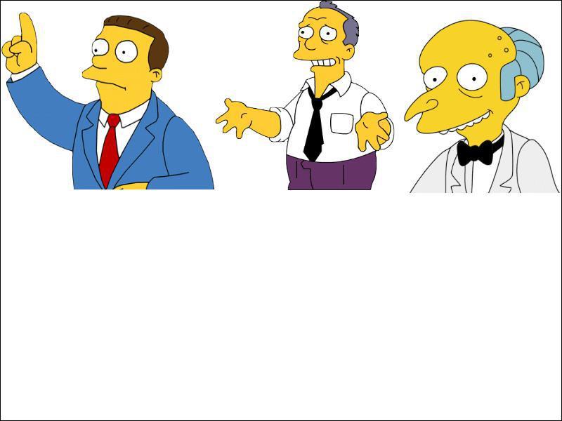Comment s'appelle l'avocat des Simpson ?