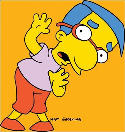 Comment s'appelle le meilleur ami de Bart ?