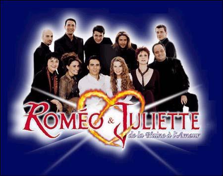 En quelle année a été créée la comédie 'Roméo et Juliette' ?