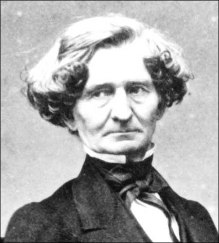 Quel était le prénom du compositeur Berlioz ?
