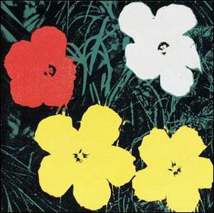 Qui a peint Flowers ?