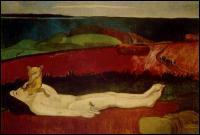 Qui a peint L'éveil du Printemps ?
