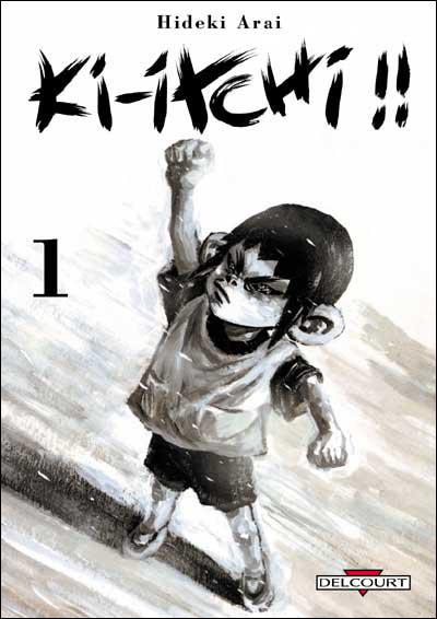 Ki-itchi, le héros d' Arai, est un petit garçon peu ordinaire : pourquoi ?