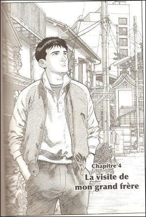 Dans un manga de 2009, Jiro Taniguchi s'inspire de sa propre jeunesse et de ses débuts de dessinateur. Lequel est-ce ?