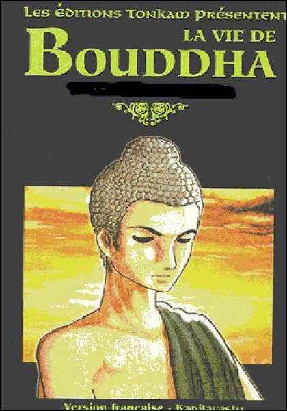Qui est l'auteur d'un manga sur la vie de Bouddha ?