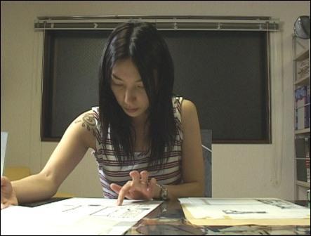 Qu'est-ce qu'une trame dans une planche de manga professionnel ?