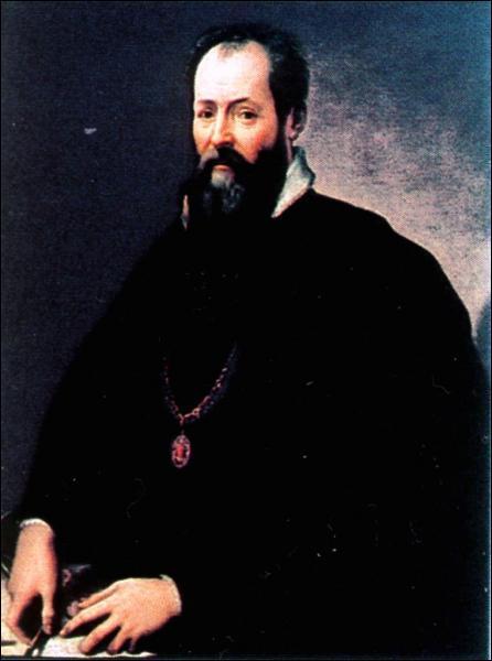 Il fut le celebre biographe de Leonard de Vinci lors de la Renaissance.Qui est il?