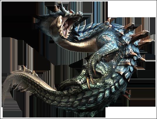 Comment se nomme ce monstre ?