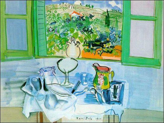 Quizz int rieurs meubles et accessoires en peinture for Henri matisse fenetre