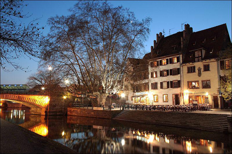 L'un des quartiers de Strasbourg est classé au patrimoine mondial de l'humanité par l'UNESCO; il s'agit de ... .
