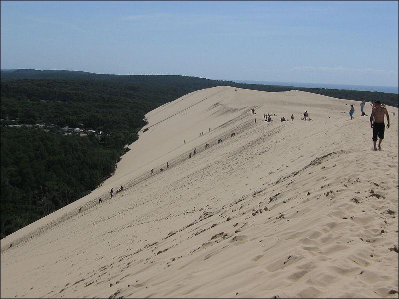 Où se situe la Dune du Pyla ?