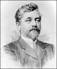 Mais son vrai nom était Gustave :