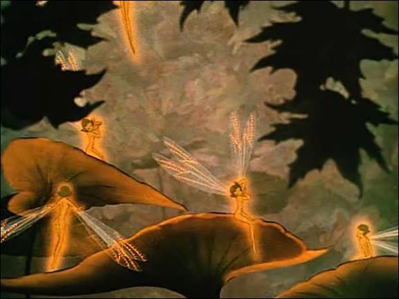 Quels personnages NE dansent PAS dans cette deuxième partie ?