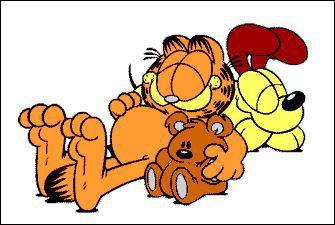 Qu'est-ce qui serait un cauchemar pour Garfield