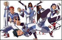 Comment s'appelle l'équipe d'Akidian ?