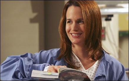 Avec quel médecin, cette patiente, Rebecca Pope eut-elle une liaison ?