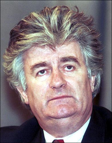 Homme politique serbe, il a orchestré les massacres de Sarajevo et de Srebrenica contre les Bosniaques. Il est accusé de crime contre l'humanité et toujours incarcéré.