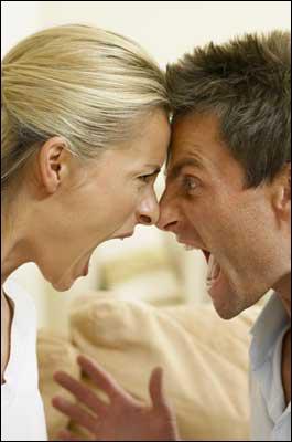 Selon une récente étude, un couple se disputerait en moyenne :