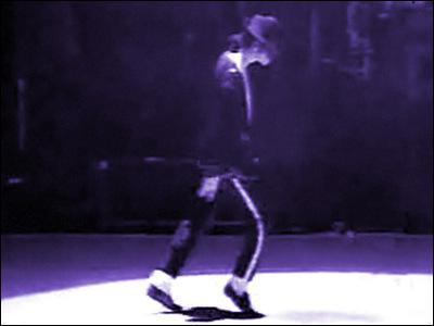 Comment s'appelle le pas de Michael Jackson ?