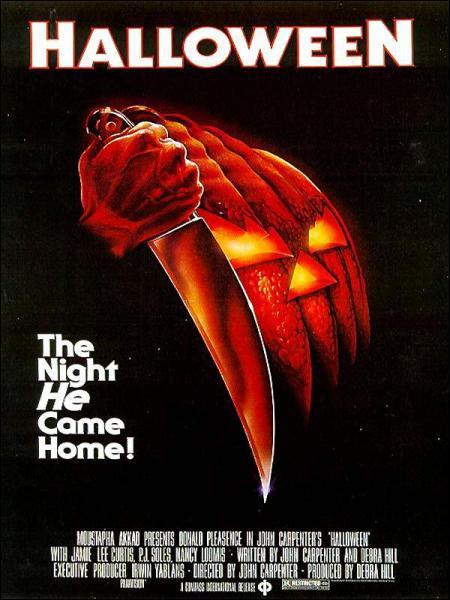 Dans le film 'Halloween' Compléte cette phrase d'Annie : HEY DUGLAND ! C'EST PAS ...